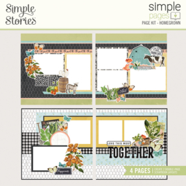 Simple Pages Page Kit - SVFG Homegrown - Unit of 3