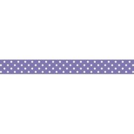 Lilac Swiss Dot Washi Tape Unit of 3