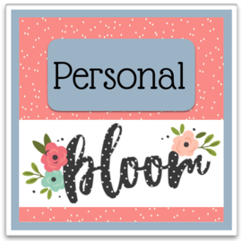 Personal Starterpack Bloom