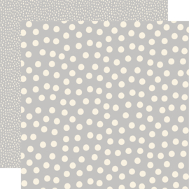 Say Cheese Main Street - Grey Dots - Unit of 5
