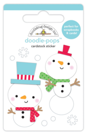 Snow Buddies Doodlepop - Unit of 3