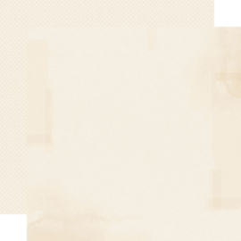 "Autumn Splendor Ivory/Dots Double Sided 12x12"" - Unit of 5"