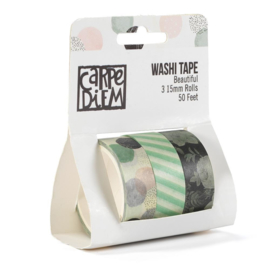 Beautiful Washi Tape- Unit of 3
