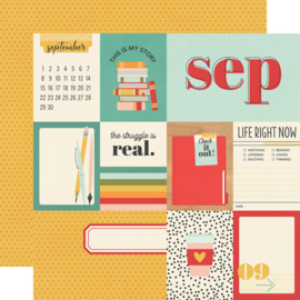 Hello Today - September - Unit of 5