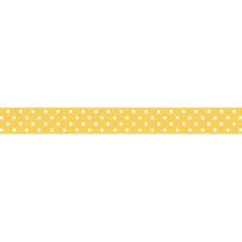 Bumblebee Swiss Dot Washi Tape Unit of 3
