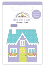 Cozy Cottage Doodlepop - Unit of 3