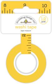 Tape Measure Washi Tape - Unit of 3