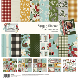 Winter Farmhouse Collection Kit - unit of 1