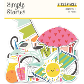 Sunkissed - Bits & Pieces- Unit of 3
