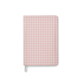 Soft Cover Journal Pink Check - Unit of 1