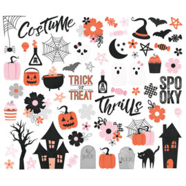 Happy Haunting Bits & Pieces - Unit of 3