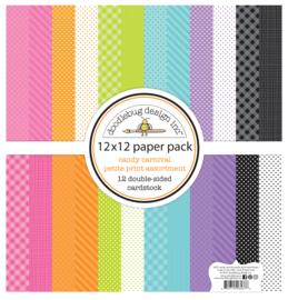 Candy Carnival 12x12 Petite Prints  - unit of 1