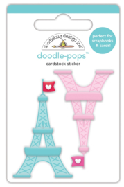 Tower of Love Doodlepop     - Unit of 3