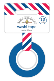 Special Delivery Washi Tape  - Unit of 3