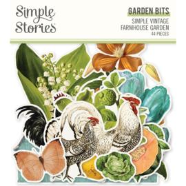 SV Farmhouse Garden - Garden Bits & Pieces- Unit of 3