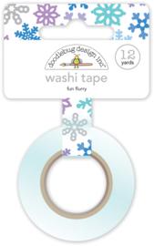 Fun Flurry Washi Tape - Unit of 3