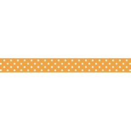 Tangerine Swiss Dot Washi Tape Unit of 3