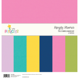 Little Princess Simple Basics Kit - Unit of 3