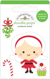 Mrs Claus Doodlepop - Unit of 3