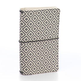 Aztec Black & White Traveler's Notebook- Unit of 1