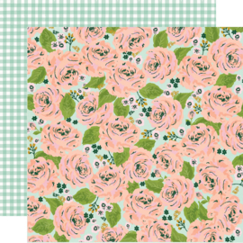 Bunnies + Blooms - In Full Bloom - Unit of 5