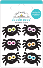 Silly Spiders Doodlepop - Unit of 3