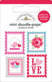Special Delivery Doodlepop     - Unit of 3