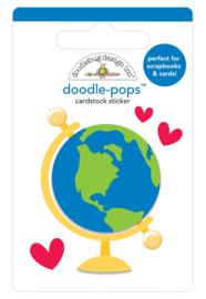 Small World Doodlepop - Unit of 3