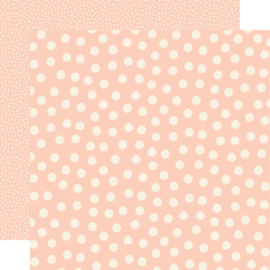 Say Cheese Main Street - Blush Dots - Unit of 5