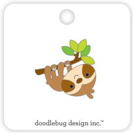 Sloth Collectible Pin - Unit of 1