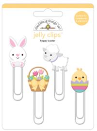 Hoppy Easter Jelly Clips - Unit of 3