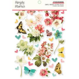 SV Cottage Fields - Sticker Book - Unit of 3