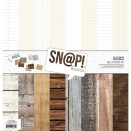 Sn@p Basics Paperpack - Unit of 3