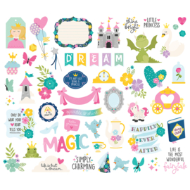 Little Princess Bits & Pieces - Unit of 3