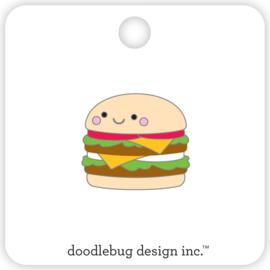 Cheeseburger Collectible Pin - Unit of 1