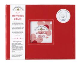 Ladybug Storybook Album 8x8 - Unit of 1