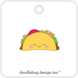 Taco Collectible Pin - Unit of 1