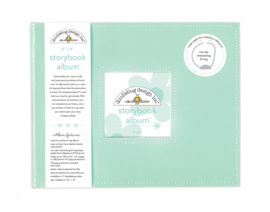 Mint Storybook Album 8x8 - Unit of 1