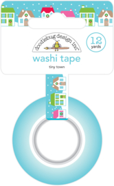 Tiny Town Washi Tape - Unit of 3