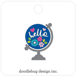 Hello World Collectible Pin - Unit of 1