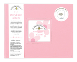 Cupcake Storybook Album 8x8 - Unit of 1
