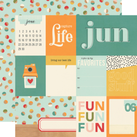 Hello Today - June - Unit of 5