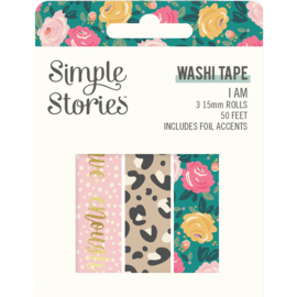 I Am 2020 Washi Tape - Unit of 3