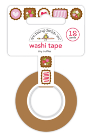 Tiny Truffles Washi Tape  - Unit of 3