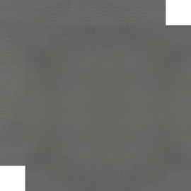 "Charcoal Textured Cardstock Double Sided 12x12"" - Unit of 5"