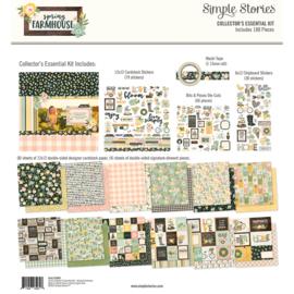 Spring Farmhouse Collectors Essentials Kit - Unit of 1