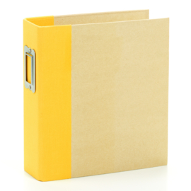 SN@P! Binder - Yellow - Unit of 3