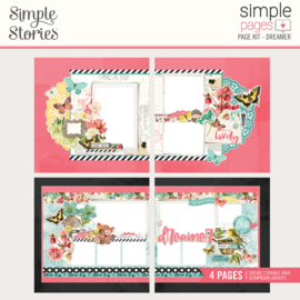 Simple Pages Page Kit - Dreamer - Unit of 3