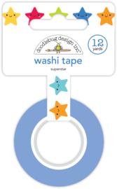 Super Star Washi Tape - Unit of 3