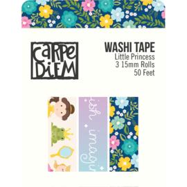 Little Princess Washi Tape - Unit of 3